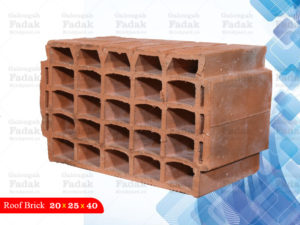 Roof Brick 20-25-40